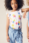 Pumpkin Patch Confetti Fluter Tee