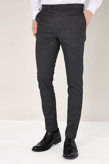 Next Trousers With Stretch - Super Skinny Fit