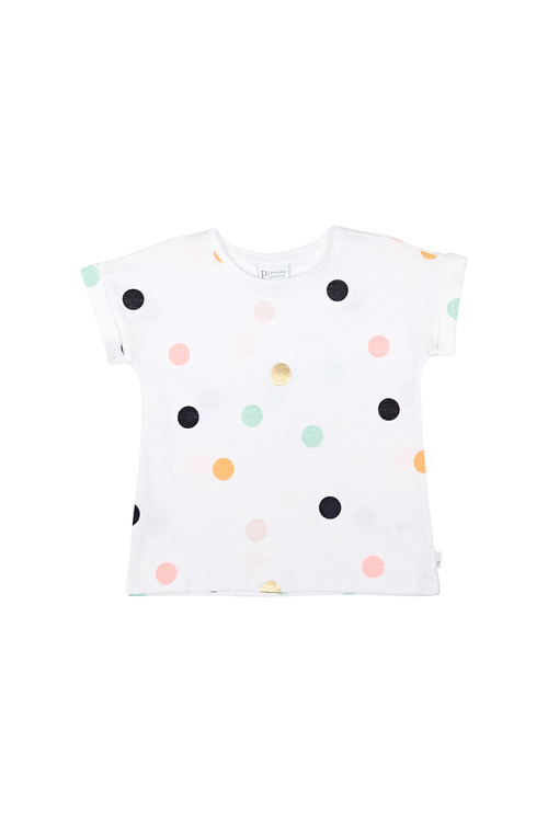 Pumpkin Patch Disco Spot Tee