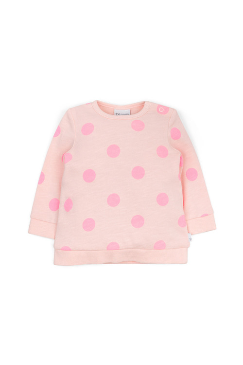 Pumpkin Patch Spot Yardage Crew Sweat