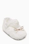 Next Pram Shoes With Gift Bag (Younger)