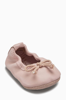 Next Ballet Pram Shoes (Younger Girls)