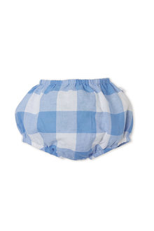 Pumpkin Patch Gingham Bloomer