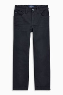 Next Five Pocket Regular Fit Jeans (3-16yrs)