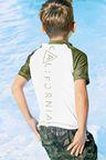 Next Colourblock Swim Rash Vest (3-16yrs)