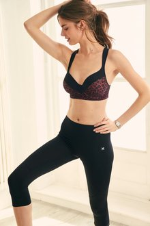 Next High Impact Full Cup Underwired Sports Bra