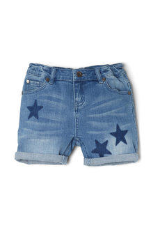 Pumpkin Patch Star Denim Short