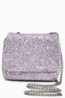 Next Sequin Bag