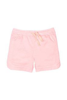 Pumpkin Cotton Drill Short