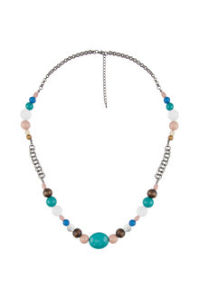 Amber Rose Urban Rope Necklace