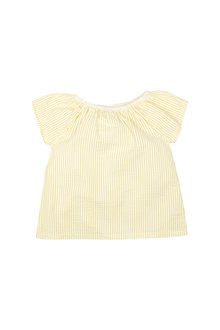 Pumpkin Patch Stripe Top