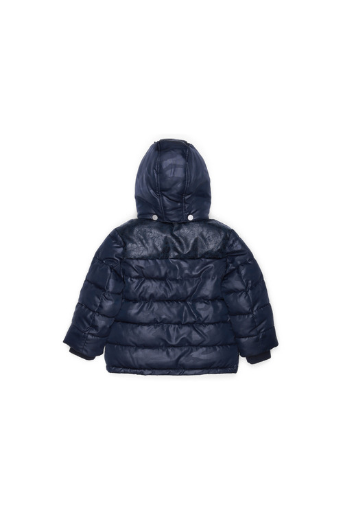 Pumpkin Patch Boys Hooded Puffa Jacket