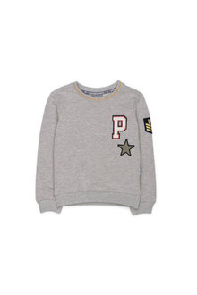 Pumpkin Patch Logo Crew Sweat