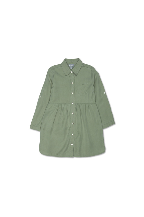 Pumpkin Patch Lyocell Shirt Dress