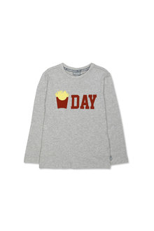 Pumpkin Patch Fry-Day Long Sleeve Tee