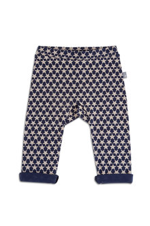 Pumpkin Patch Graphic Star Print Harem Pant