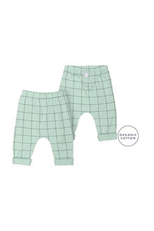 Pumpkin Patch Geo Cube Harem Pant