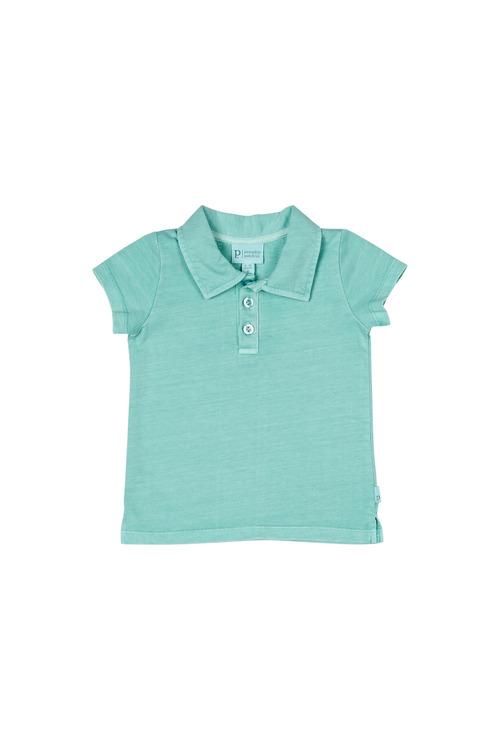 Pumpkin Patch Short Sleeve Polo Shirt