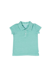 Pumpkin Patch Short Sleeve Polo Shirt