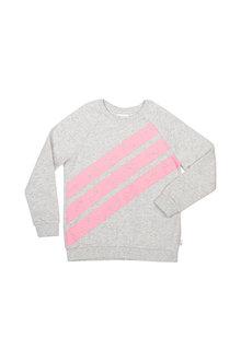 Pumpkin Patch Crew Print Sweater