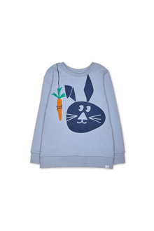 Pumpkin Patch Carrot Crew Sweater