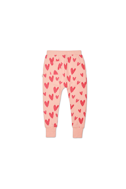 Pumpkin Patch Heart Track Pant