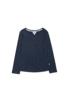 Pumpkin Patch Mini Stars Long Sleeve Tee