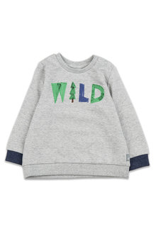 Pumpkin Patch Wild Crew Neck Sweat