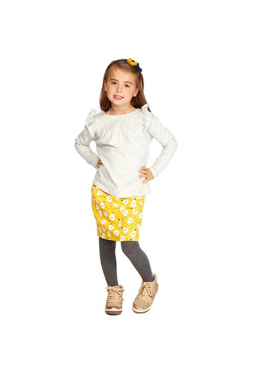Pumpkin Patch Pear Skirt
