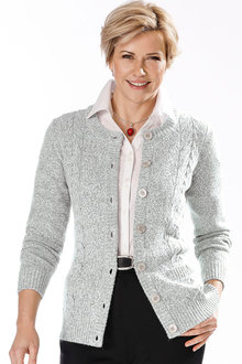 Capture European Classic Cardigan