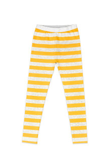 Pumpkin Patch Stripe Legging