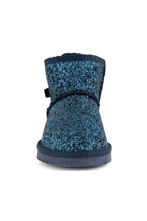 Pumpkin Patch Bailey Bow Glitter Sparkling Boot
