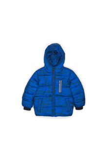 Pumpkin Patch Hodded Puffa Jacket