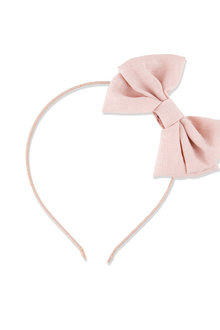 Pumpkin Patch Bow Headband