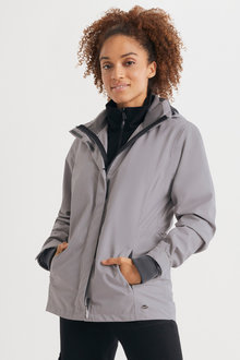 Isobar Double Layered Waterproof Jacket - 216692