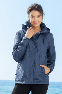 Isobar Outdoors Lightweight Waterproof Jacket
