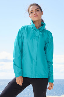 Isobar Outdoors Lightweight Waterproof Jacket - 216693