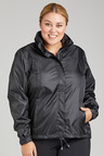 Plus Size - Isobar Plus Lightweight Waterproof Jacket