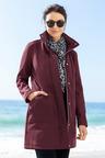 Isobar Outdoors Longline Softshell Jacket