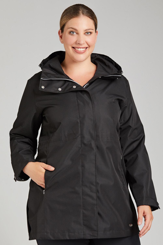 0ce7718c1 Isobar Plus Longline Lightweight Waterproof Jacket Online | Shop EziBuy