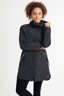 Isobar Longline Waterproof Jacket - 216704