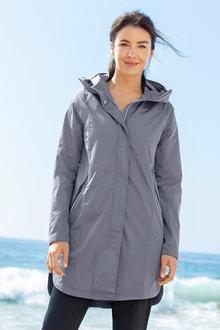 Isobar Longline Waterproof Jacket