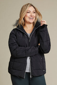 Isobar Plus Convertible Quilted Jacket - 216707