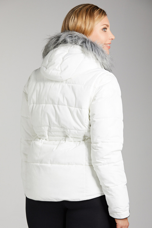 Isobar Plus Convertible Quilted Jacket