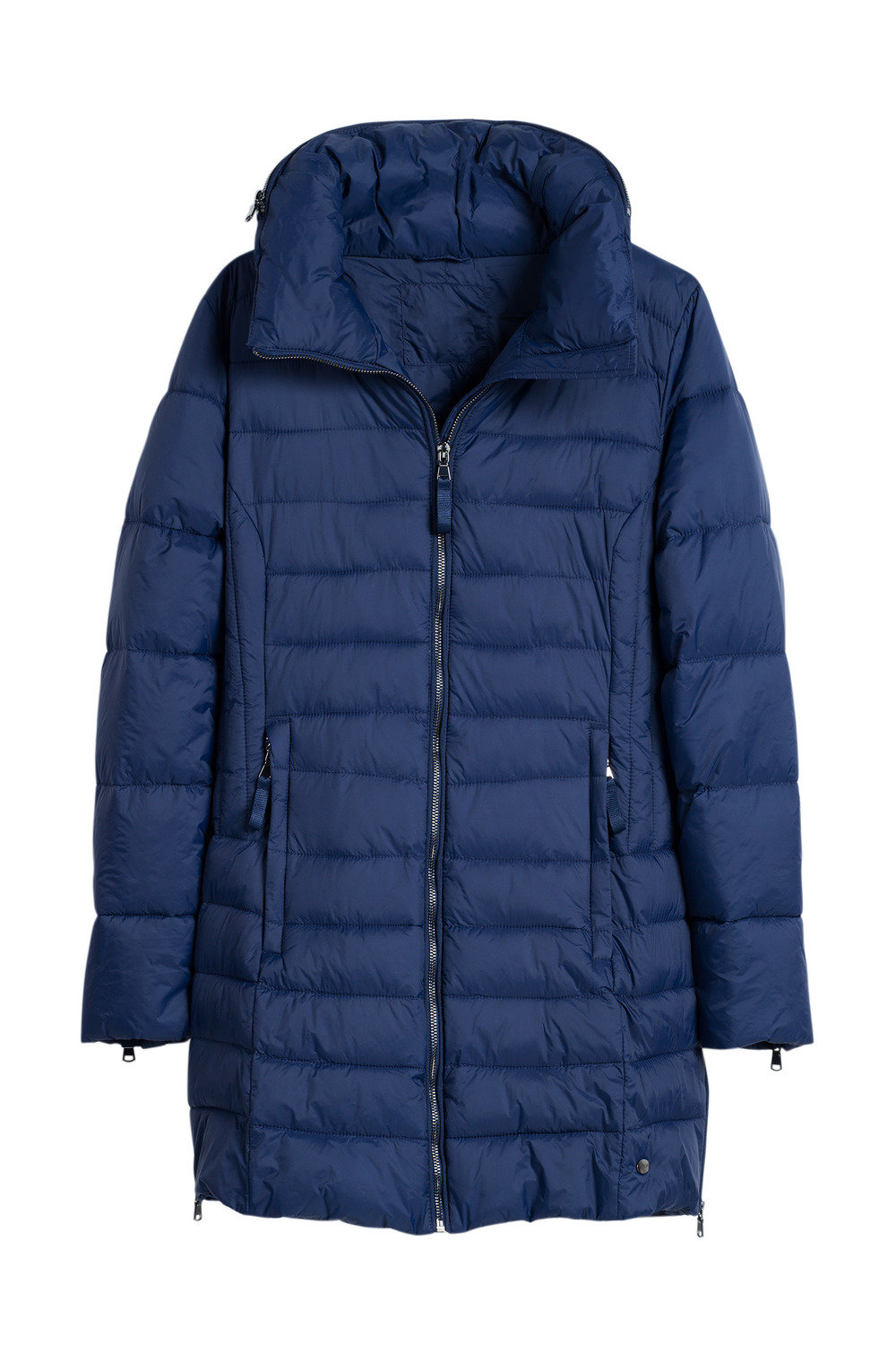 Isobar Outdoors Longline Puffer Quilted Coat Online | Shop