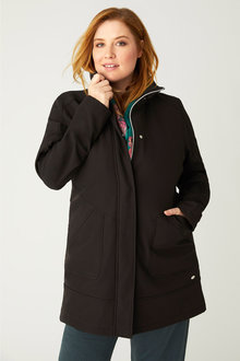Isobar Plus Longline Softshell Jacket - 216720