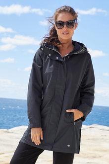 Isobar Outdoors Lightweight Waterproof Jacket - 216721