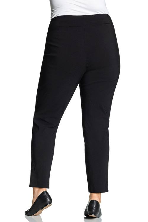 Plus Size - Sara Pull On Slim Leg