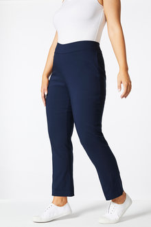 Sara Bengaline Pull On Slim Leg - 216728