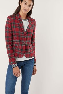 Next Heritage Single Breasted Jacket -Tall